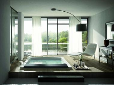 7 tendances de salles de bain au salone del mobile 2014 o blog. Black Bedroom Furniture Sets. Home Design Ideas